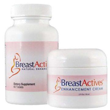 Breast Actives Breast Enlargement Cream Review