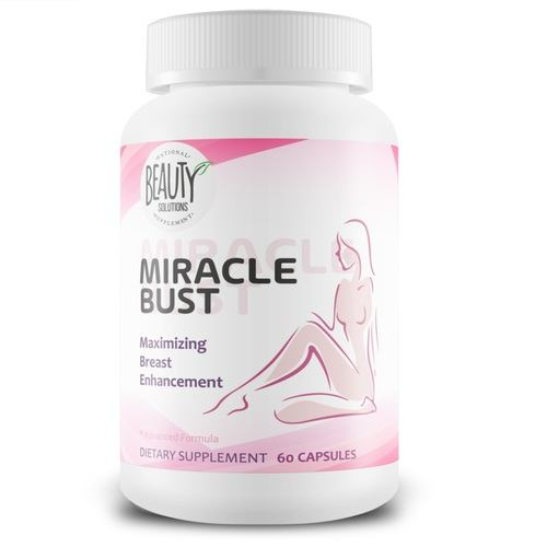 Miracle Bust Breast Enlargement Pills Review