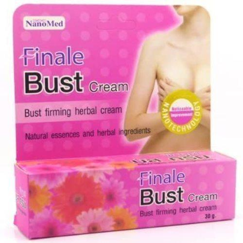 Nanomed Finale Bust Cream Review