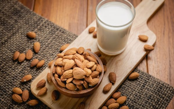 Does Almond Milk Increase Breast Size